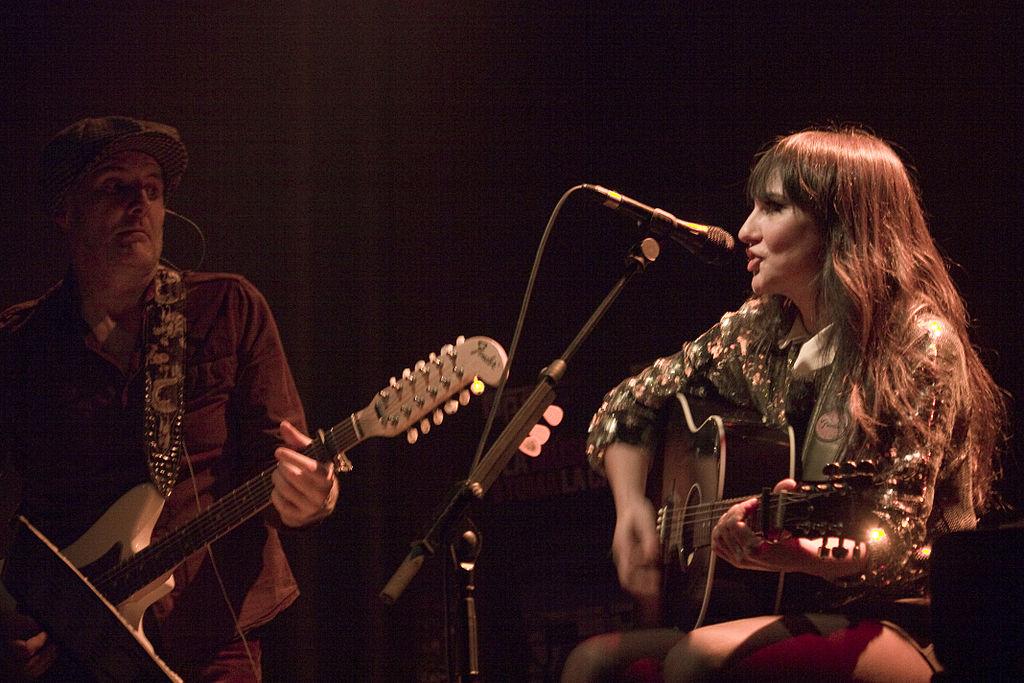 Foto de Altera2 - Amaral es uno de los grupos de música de Zaragoza por excelencia