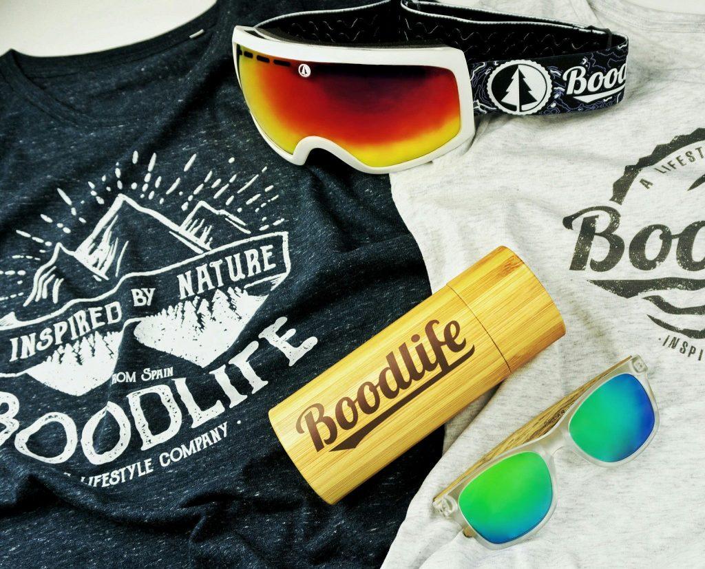 Marcas emergentes zaragozanas - Boodlife es gafas de sol, de esquí, ropa y experiencias en la montaña