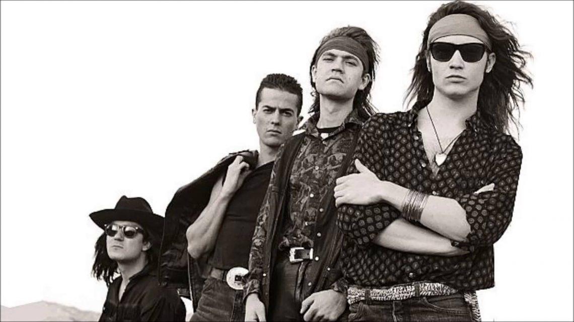 Héroes del Silencio, uno de los míticos grupos de música de Zaragoza