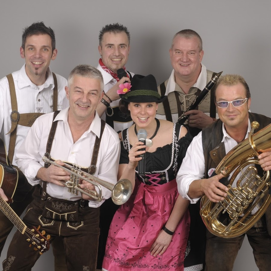 Recinto Ferial Valdespartera -Banda alemana Blechsauga - Oktoberfest Music de Múnich que actuará en la Fiesta de la Cerveza de Valdespartera Zaragoza