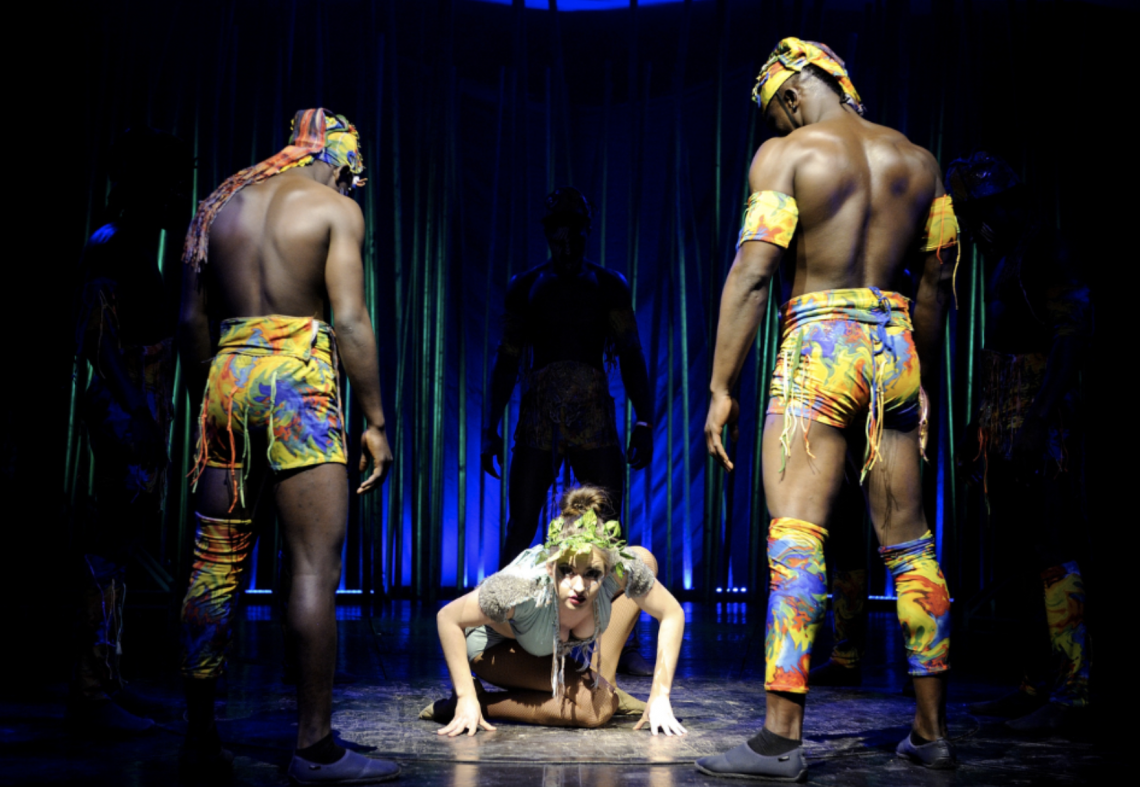 Recinto Ferial Valdespartera - Foto de ilovebilbao del Circo Italiano