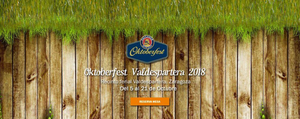 Recinto Ferial Valdespartera - La mejor Fiesta de la Cerveza en Zaragoza en las Fiestas del Pilar 2018-1