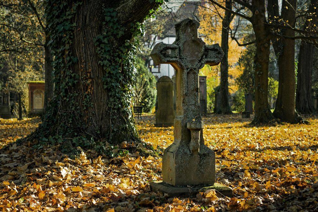 Planes de Halloween en Zaragoza - Disfruta de una noche en un cementerio con Gozarte