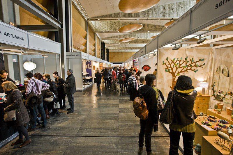Feria de artesanía Aragonesa - 30 años