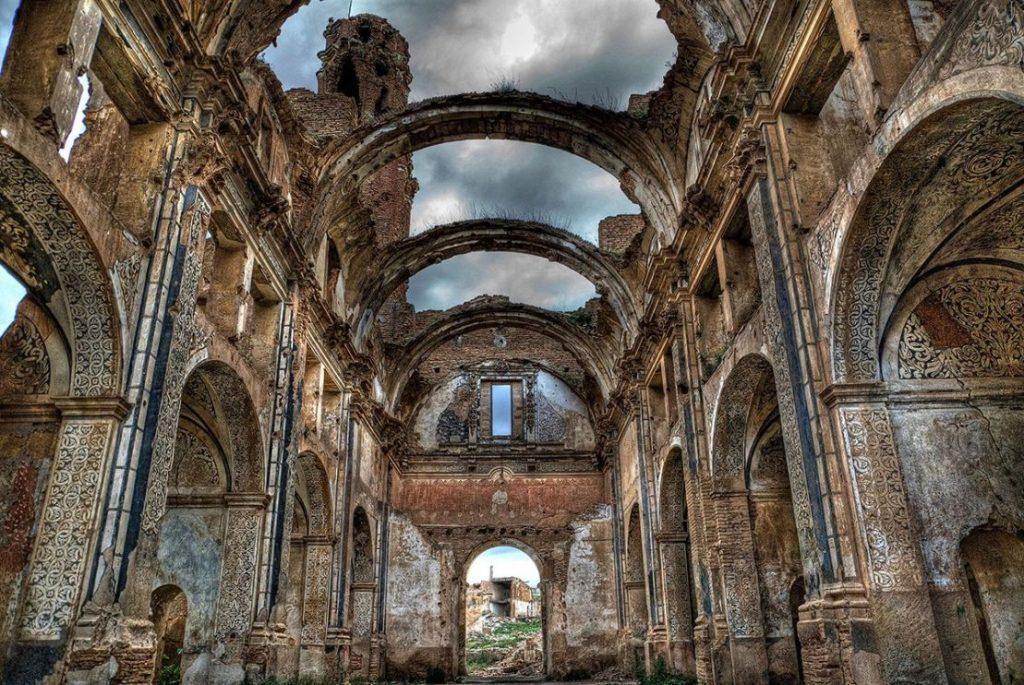 Pueblos de Zaragoza - Belchite Arco - Fuente Escapada de fin de semana