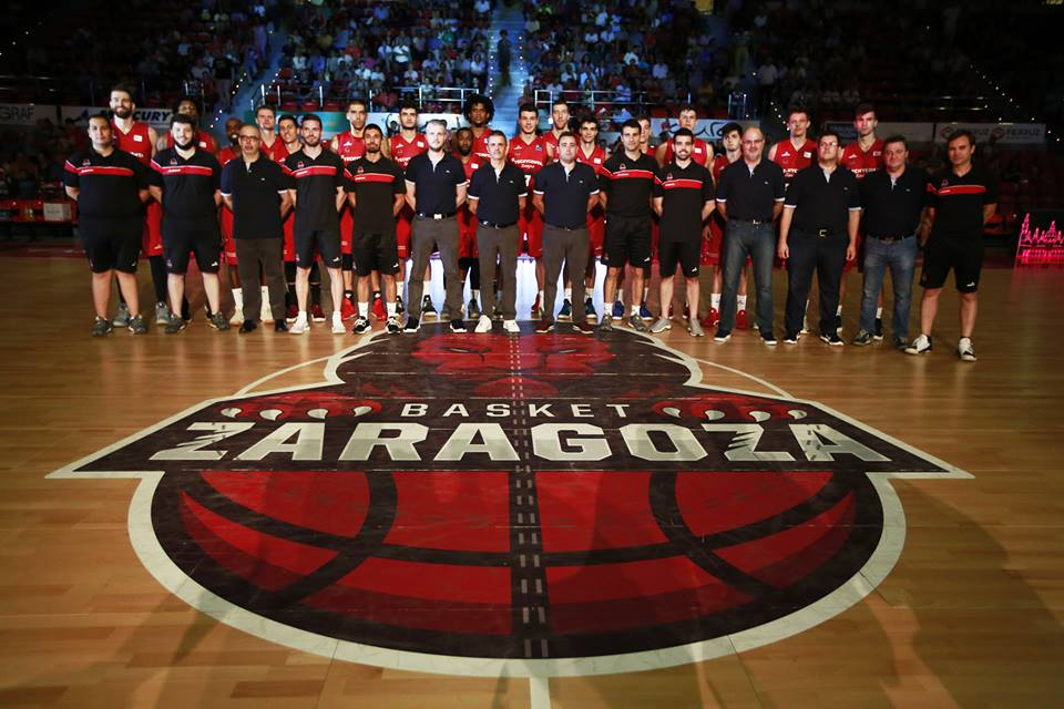 Tecnyconta Basket Zaragoza - Foto de Basket Zaragoza - Puedes ganar una de las 26 entradas dobles para el partido del 2 de febrero en el Pabellón Príncipe Felipe de Zaragoza