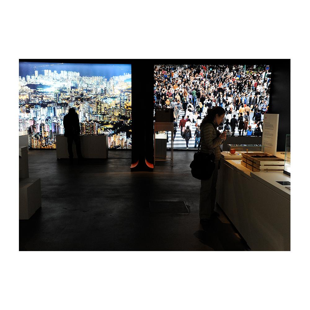 exposiciones en Zaragoza que ver este mes de enero disfruta de la exposición Experimento año 2100 en Caixa Forum