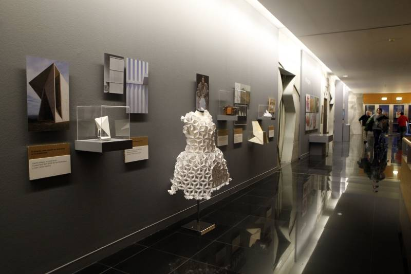 exposiciones en Zaragoza que ver este mes de enero el museo de origami es un imprescindible de visitar en Zaragoza