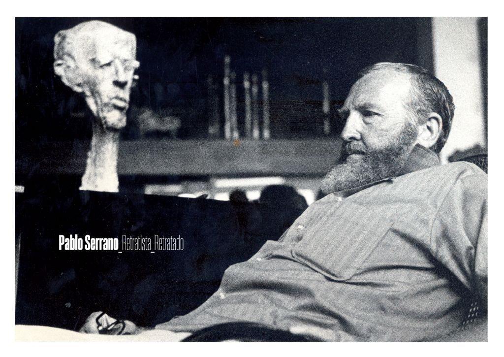 exposiciones en Zaragoza que ver este mes de enero el retratista retratado en el museo Pablo Serrano