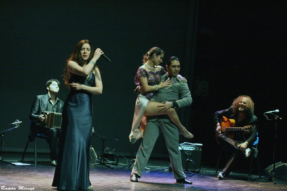5 planes románticos para celebrar San Valentín en Zaragoza un plan diferente un concierto de tango en la ciudad - Fuente Redescena