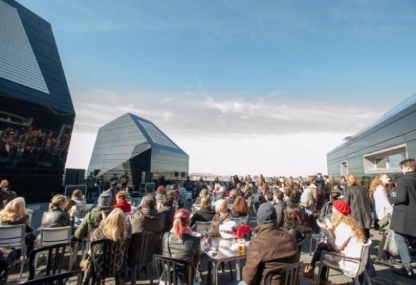 """""""Azotea de Estrellas"""" en la terraza del IAACC  Pablo Serrano - Los mejores conciertos primaverales al aire libre en Zaragoza"""