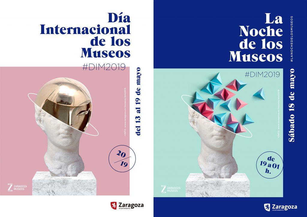 El Día Internacional de los Museos y la noche de los museos en Zaragoza no te la puedes perder