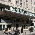 Cinema Eliseos uno de los cines más antiguos de Zaragoza y de los edificios más bonitos