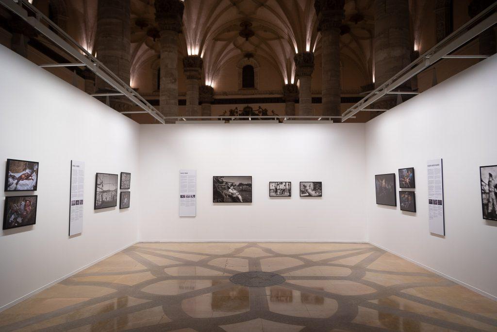 Exposición en la Lonja de Zaragoza, Creadores de Conciencia, 40 fotoperiodistas comprometidos