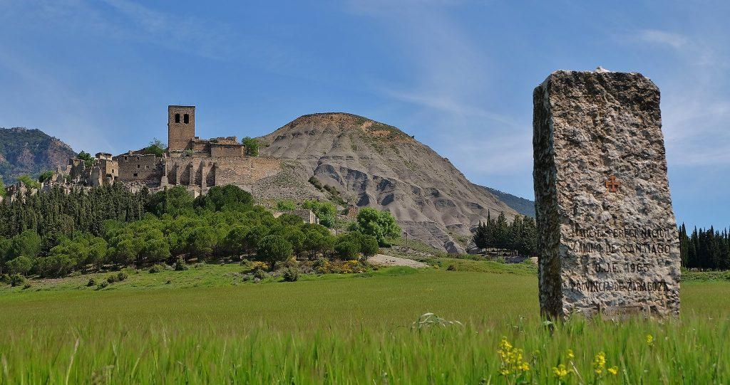 Foto del pueblo de Escó completo