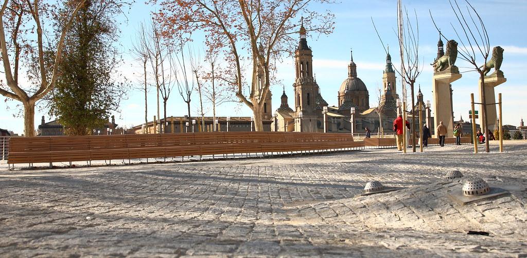 El balcón de San Lázaro, una parada en la ruta para disfrutar de las vistas