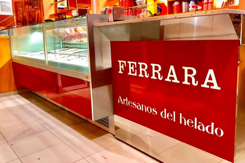 Heladería Ferrara, con un sinfín de sabores que enamoran a todos