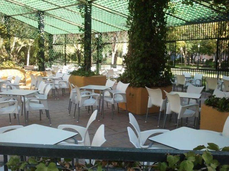 Villa Felice, una de las terrazas más bonitas de Zaragoza, el lugar perfecto para desconectar