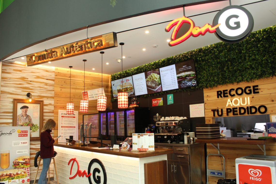 Don G uno de los restaurantes de GranCasa