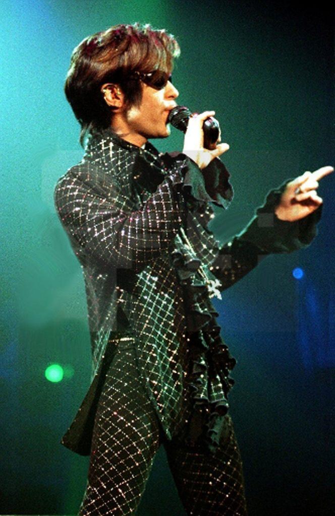 Curiosidades molonas, actuación de Prince en la Sala Multiusos el 17 de diciembre de 1998