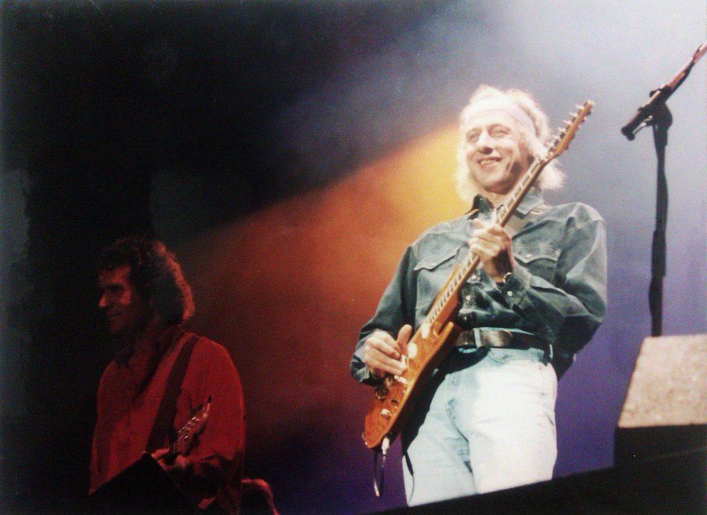 Curiosidades molonas, concierto de Dire Straits el 9 de octubre de 1992 en la Romareda