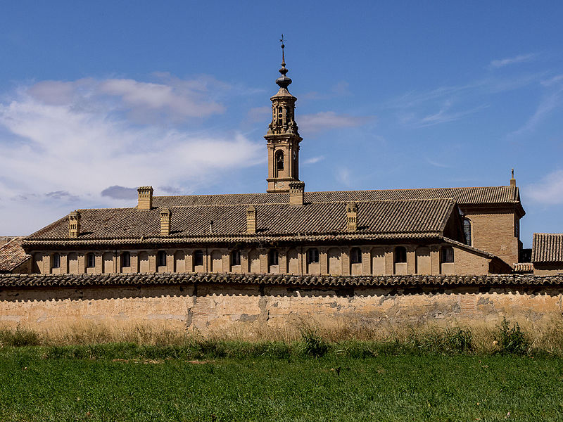 Cartuja-Aula-Dei-rincones-secretos-de-Zaragoza-con-obras-de-arte